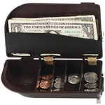 Cash Caddy Black Universal Cash Caddy
