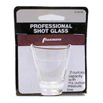 Franmara 2 Ounce Carded Shot Glass