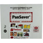 M & Q Plastic Products Pan Saver Pan Liners for Third & Quarter Pans - Medium & Deep