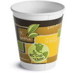 Huhtamaki Insulated Hot Cup, 12 OZ