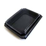 Pure Packaging 4Corners 1 Compartment Dinner Box