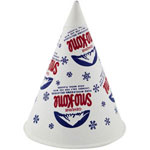 Gold Medal Products Co 6 Ounce Paper Sno-Kone Cone Cup