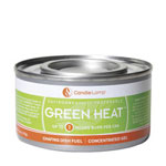 Candle Lamp Company 2 Hour Green Heat Fuel