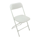 Palmer Snyder Furniture White Event xpress Chair