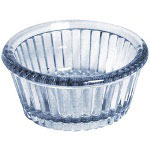 Gessner 4.5 oz San Clear Fluted Ramekin