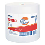 WypAll® L30 Economy Cleaning Wipes, White