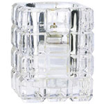 Candle Lamp 870 Clear Krystle Lamp