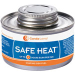 Candle Lamp Company H0200 Safe Heat Fuel Chafer Wick 4 Hour