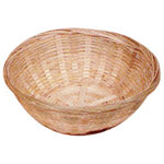 Willow Specialties Round Basket 6 X 2
