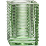 Candle Lamp 865 Clear Kelly Clear Cube Lamp