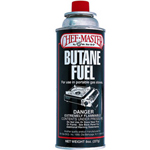 Mr Bar-B-Q 8 Ounce 2-4 Hour Butane Fuel Can