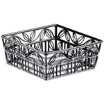 American Metalcraft Square Basket, 7""
