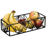 American Metalcraft Rectangle Basket, 12""
