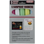 Mr Bar-B-Q Rain Proof 5 Color Marker