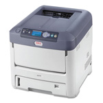 Okidata C 711DN Color LED Printer
