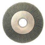 "Anderson Brush Da7 .0118 Crimped Wire Wheel 2"" Arbor Ho"