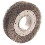 "Anderson Brush Dh6 .0118 Crimped Wire Wheel 2"" Arbor Ho"