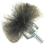 "Anderson Brush Nf20 2"" .008 Carbon Wireend Brush Circular F"