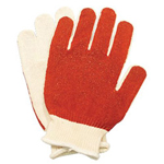 North Safety Products Smitty Poly/cotton String Knit Glove Nitrile Pal