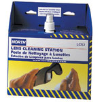 North Safety Products Small Lens Cleaning Station