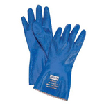 North Safety Products Nitri-knit Glove Dippednitrile-interlock Knitte