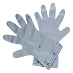 North Safety Products Silver Shield Unique Flexible Film Glove Len14.5