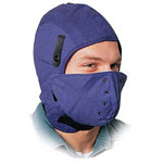 North Safety Products 100% Fire Retardent Winter Liner w/Face Prot