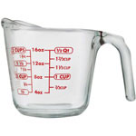 Anchor Hocking Measuring Cup 8 oz
