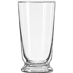 Libbey 10 Ounce Footed Malted Beverage Glass
