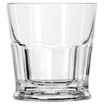 Libbey 9 Ounce Gibraltar Footed Rocks Glass