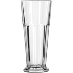 Libbey 12 Ounce Footed Gibraltar Pilsner Glass