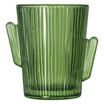 Libbey Green Cactus 10 Oz. Beverage Glass