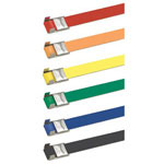 Band-It COLOR-IT Band, 100', Black