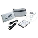 CMS EasyBundle EasyEncrypt Hard Drive Upgrade - Hard Drive - 500 GB - SATA-300