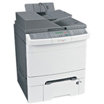 Lexmark X 546DTN Color Multifunction Laser Printer (Fax/Copier/ Printer/ Scanner)