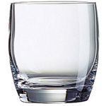 Cardinal International Mendo 8.75 Ounce Rocks Glass
