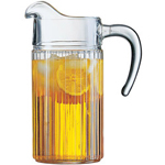 Cardinal International Pitcher W/Ice Lip Mer 44 Ounce