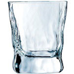 Cardinal International Glass Rocks Trek 6.75 Oz