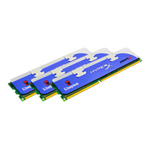 Kingston HyperX Memory - 3 GB ( 3 X 1 GB ) - DIMM 240-pin - DDR3