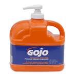 Gojo NATURAL ORANGE™ Pumice Hand Cleaner, 1/2 Gallon
