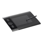 Wacom Intuos4 Small Mouse, Digitizer, Stylus