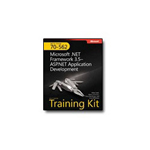 Microsoft MCTS Self-Paced Training Kit (Exam 70-562): .NET Framework 3.5 ASP.NET Training Kit self-training course