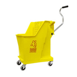Continental 35 Quart Unibody™ Bucket, Yellow