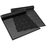 Axia Distribution Corp Rolled Black Mat, 3' x 5'