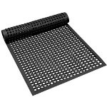 Axia Distribution Corp Economy Anti-Fatigue Mat, 3' x 5', Black