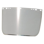 "Anchor Anchor 9-3/4"" x 19 Clearvisor for Fibre Metal"