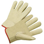 Anchor 4000 Series Cowhide Leather Driver Gloves, Large