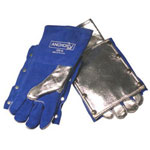 Anchor 4200al Glove & Back-pad