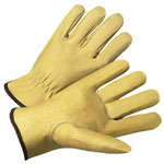 Anchor 7007m Premium Pigskin Drivers Glove