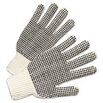 Anchor Regular Weight String Knit Glove w/Black
